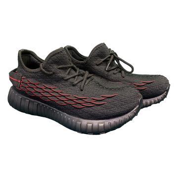 澳翔 运动款椰子鞋,黑色,SH1903-36