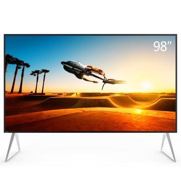 飞利浦电视机,98PUF7683/T398英寸液晶电视4K LED智能