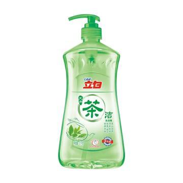 立白 茶洁洗洁精,1.1KG 单位:瓶