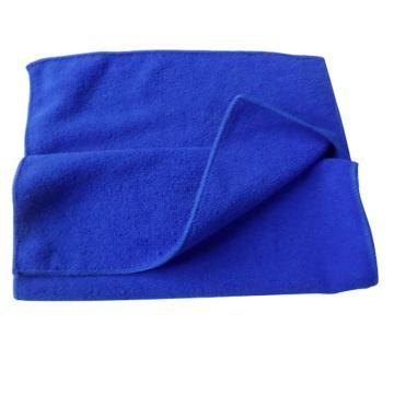 奇正 纤维抹布,30*70CM 随机色(蓝色/棕色/灰色/白色) 单位:块