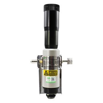 正安防爆 煤矿用本安型激光指向仪,YHJ800 MFA110064