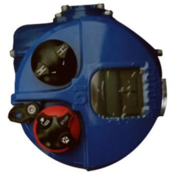 罗托克 角行程执行器,IQT500F10,开关型,380V-3-50,控制方式:6010-100
