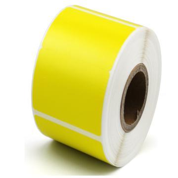熹辰 资源标签,60mm*38mm BC-6038(黄色) 不干胶标签纸 250张/卷