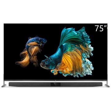 TCL电视机,75X9 75寸 8K超高清IMAX量子点 多分区背光 独立音响 157%超高色域 4+32G大内存 包安装