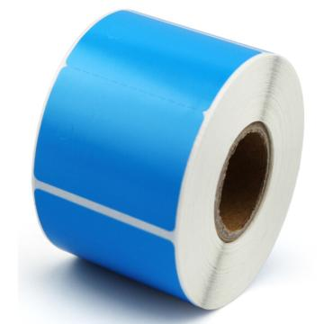 熹辰 资源标签,45mm*60mm BC-4560(蓝色) 不干胶标签纸 250张/卷