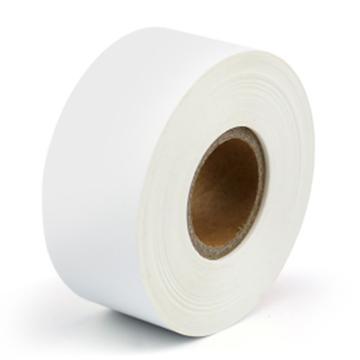 熹辰 机架标签,28mm*18m BC-2818(白色)不干胶标签纸