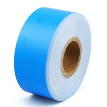 熹辰 机架标签,28mm*18m BC-2818(蓝色)不干胶标签纸