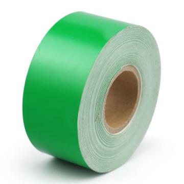 熹辰 机架标签,28mm*18m BC-2818(绿色)不干胶标签纸