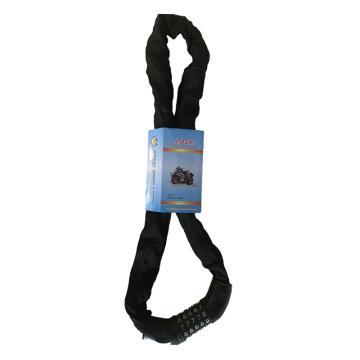 锦安行 密码锁链条锁,JCH-MMS-5-100,长度:1米