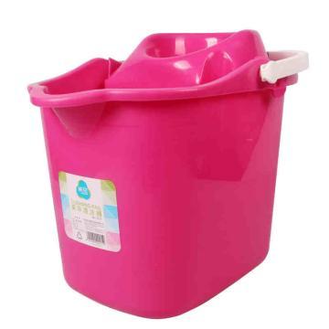 茶花 雅致清洁桶,0218 随机色 单位:件