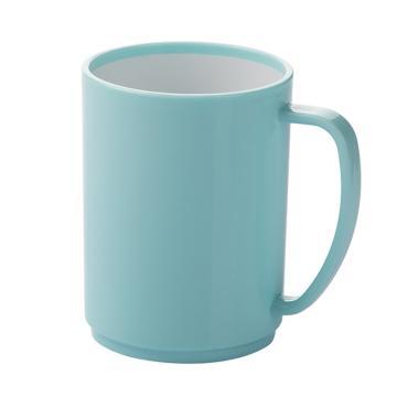茶花 几美双色马克杯,054005 随机色 单位:件