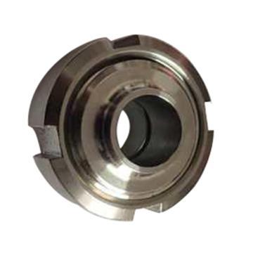 西域推荐 316L高精度卫生级焊接活接头,φ25