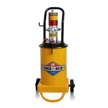 科球 气动高压注油器,GZ-3,压力比40:1,桶容积12L