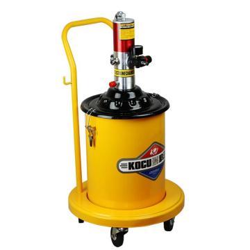 科球 气动高压注油器,GZ-9T,压力比50:1,桶容积20L