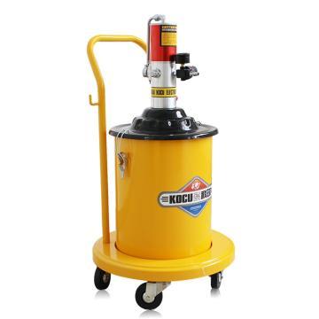 科球 气动高压注油器,GZ-10,压力比50:1,桶容积20L