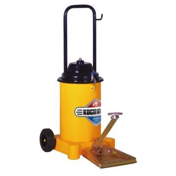 科球 脚踏高压注油器,GZ-6J,桶容积12L