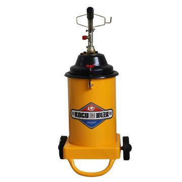 科球 手动高压注油器,GZ-6S,桶容积12L