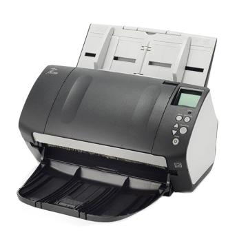富士通 A4高速双面自动进纸扫描仪,fi-7180