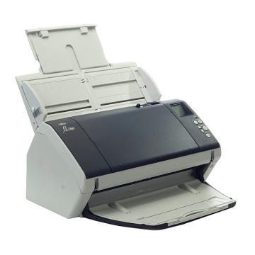 富士通 A3高速双面自动进纸扫描仪,fi-7480