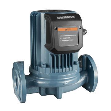 新界 XP系列单速高品质屏蔽循环泵,XP40-12F-250,法兰链接,220V