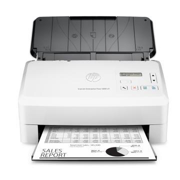 惠普(HP) 企业级馈纸式扫描仪,ScanJet Enterprise Flow 5000 s4
