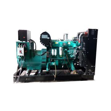 潍坊华旭动力 开架式柴油发电机,XD240GF,240KW,400V/230V(发动机:潍柴WP10D264E200)