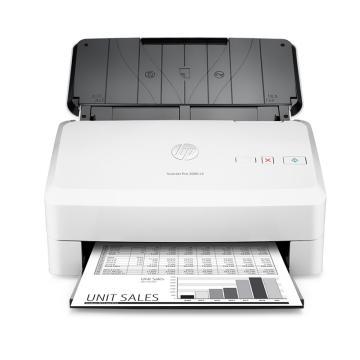 惠普(HP) 馈纸式扫描仪,自动双面 连续扫描 ScanJet Pro 3000 s3