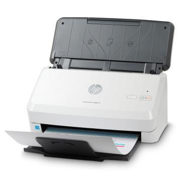 惠普(HP) 馈纸式扫描仪,双面扫描 ADF进纸器 2000s1升级版 SJ Pro 2000 s2