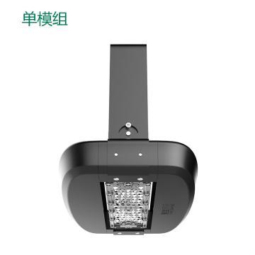 雅金照明 LED投光灯,YJ-FSA800S-50W,单模组投光灯,正白,60°配光,含U型支架,单位:个