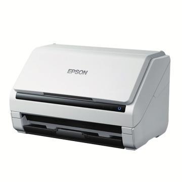 爱普生(EPSON) A4馈纸式高速彩色文档扫描仪,DS-530