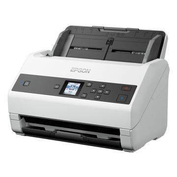 爱普生(EPSON) A4馈纸式高速彩色文档扫描仪,双面扫描/85ppm (原厂三年保修) DS-970