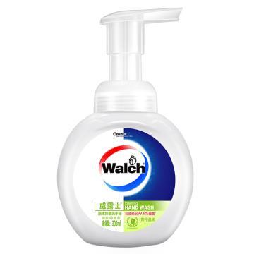 威露士 泡沫洗手液,青柠盈润 300ml 单位:瓶
