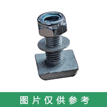 华傲 缓冲条螺栓,M16