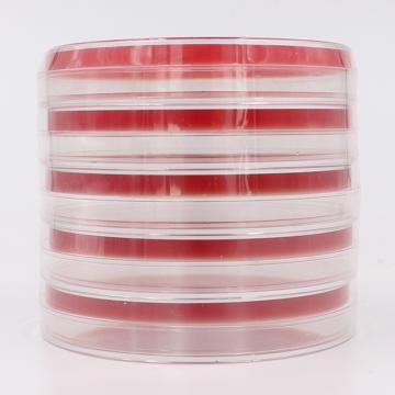 海博生物(Hopebio) 哥伦比亚CNA血琼脂平板(9cm)(2-8℃),HBPM0153,9cm*10个/包,用于微生物实验。