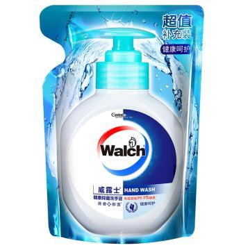 威露士 健康抑菌洗手液,健康呵护 袋装 525ml 单位:袋