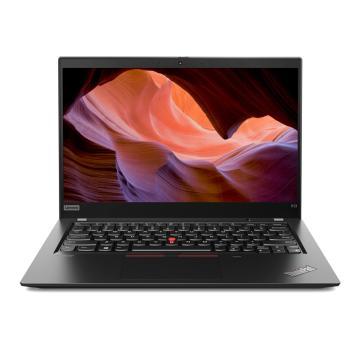 联想笔记本,ThinkPad X13 i5-10210 8G/512G SSD win10-h 集显 指纹 蓝牙 3.3 FHD 1年 含包鼠