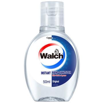威露士 免洗洁手液,50ml 单位:瓶