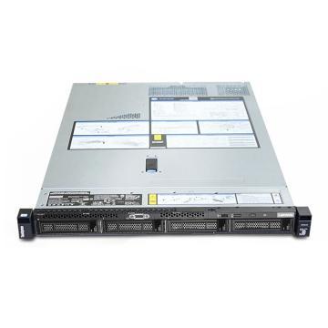 联想服务器,SR530 Xeon Silver 4214*2 64G*4 600G*4+480SSD*2 500w*2 RAID730 1GB *1 无系统 3年