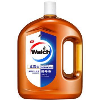 威露士 消毒液,3L 单位:瓶