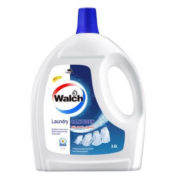 威露士 衣物消毒液,清新3.6L 单位:瓶