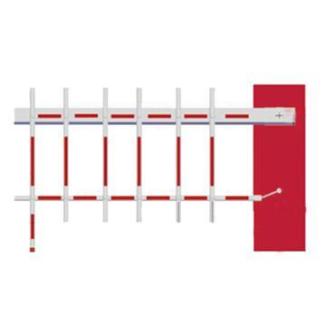 锦安行 二栏八角杆红白,3米,JCH-DZG-2-RW