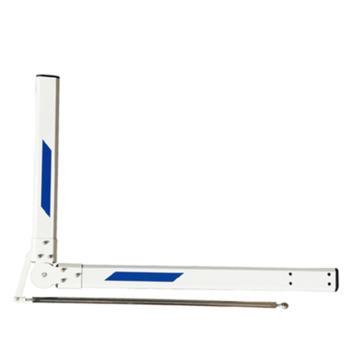 锦安行 90度曲臂杆,3米,JCH-DZG-QB