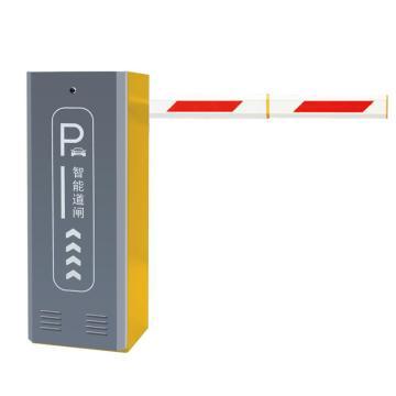锦安行 道闸,左固定,八角伸缩杆,杆长6米,340×230×970mm,JCH-CW206-3-3