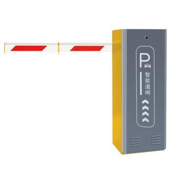 锦安行 道闸,右固定,八角伸缩杆,杆长6米,340×230×970mm,JCH-CW206-3-4