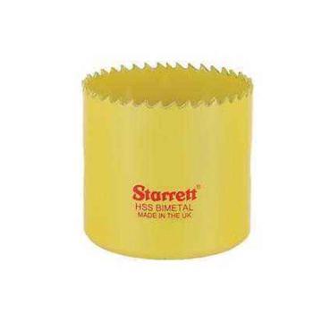 施泰力Starrett 开孔器,83mm 双金属开孔锯,需A2支持柄配合使用,DCH0314