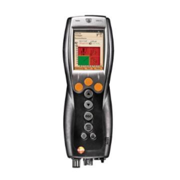 德图/testo 330烟气分析仪,(O2、CO H2补偿、NO低浓度)300mm烟枪 订货号 513307 0002