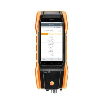 德图/testo 300烟气分析仪,(O2,CO-4000ppm、NO)含USB 订货号 0564 3002 70