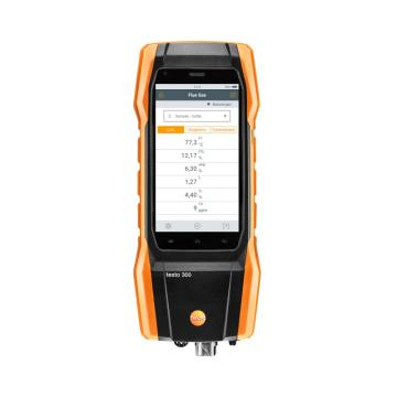 德图/testo 300烟气分析仪,(O2,CO-4000ppm)含USB 订货号 0564 3002 70