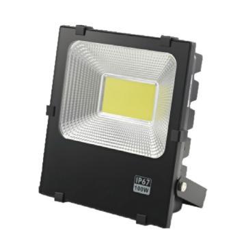 木林森 太阳花系列LED投光灯,100W,白光,WY19W06-100,单位:个