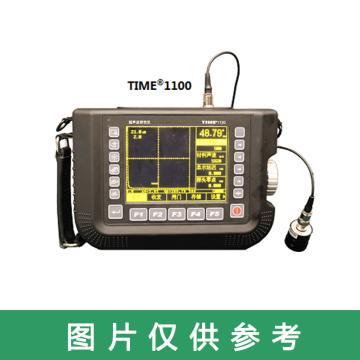 时代/TIME 1100波探伤仪配件,csk-IA试块+支架